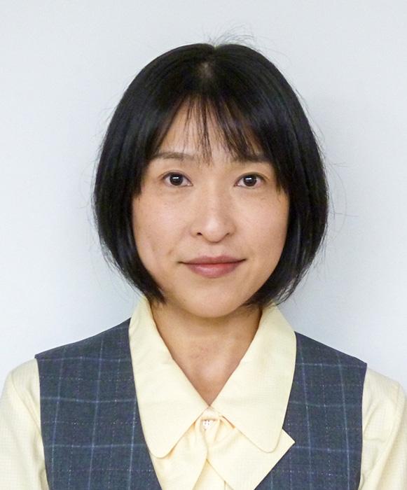 事務員 松崎裕子写真